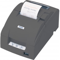 Impresora Punto De Venta Pos Epson Tmu220pd, Puerto Paralelo