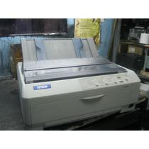 Impresora Epson Matrix De Punto Fx 890