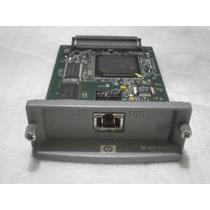 Tarjeta De Red Hp 620n Para Plotter E Impresoras Corporativa