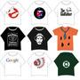 Camisetas Personalizadas Estampadas En Laser Mil Diseños