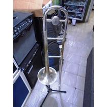 Trombon Tenor Vincent Bach Stradivarius Model 42 Elkhart Usa