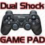 Control De Juegos Usb Gamepad - Dual Shock Analogo Y Digital