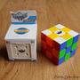 Cubo Rubik Speed Cube Cyclone Boys 3x3 Fortificado Xuanfeng