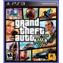 Grand Theft Auto V Gta 5 Ps3 Nuevo Sellado - Mr. Electronico