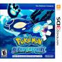Nuevo Pokemon Alpha Sapphire 3ds