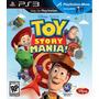 Toy Story Mania - Ps3- Nuevo!!
