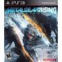 Metal Gear Rising Revengeance Ps3 Nuevo - Mr. Electronico