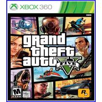 Grand Theft Auto V Gta 5 Xbox 360 Nuevo - Mr. Electronico