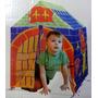 Carpa Casa Centro De Juegos Para Niño Impermable