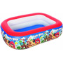 Piscina Inflable Familiar 2 Anillos Bestway Andry Birds