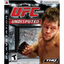 Entrega Hoy! Ufc 2009 Undisputed Ps3 Ultimate Fight Champion