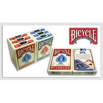 Baraja De Cartas Para Poker Marca Bicycle Standard - Nueva