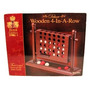 Ajedrez Madera Royal Games Wooden 4-in-a-row Game*elite+*