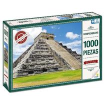 Rompecabezas X 1000 Pzas Chichen Itza Ronda Ref.10617