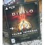 Hoy!! Codígo Yelmo Infernal Dlc Diablo 3 Ps3