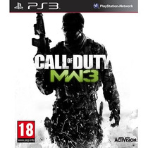Usado Ps3 Mw3 Call Of Duty Modern Warfare 3