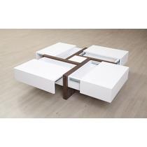 Mesa De Centro Moderna Ref: Mobile 2,0