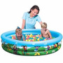 Piscinas Inflables Pelotas Bestway 3 Anillos Club House