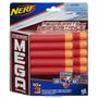 Nerf Mega - Pack 10 Dardos Adicionales - Elite Mega Dart
