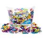 Fichas Compatibles Con Lego Con Tejados 1000 Piezas Pastel