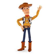 Disney Toy Story Muñeco Woody Que Habla Original Importado