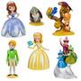 Disney Princesas Set De Figuras Princesa Sofia Y Sus Amigos