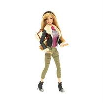 Barbie Style Doll Fashion Book De Mattel