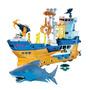 Juguete Barco Mattel Azul