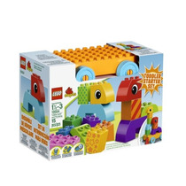 Lego Duplo Niño Juego Creativo Crear Y Arrastrar 10554