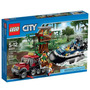 Lego City Arresto Aerodeslizador Niños Niño Juguete Armar