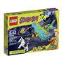Juego Lego Scooby-doo 75901 Aventuras De Construcción