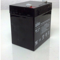 Batería 12 Voltios 4 Amperios Recargable Agm