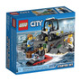 Lego City Set De Inicio Isla Prision 60127