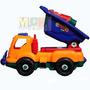 Carro Volqueta Construcción Juguete Niños Truck 6789-5b