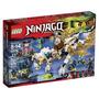 Lego Ninjago Dragon Ninja Maestro Wu 70734
