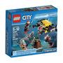 Lego City Kit Inicio Exploradores Del Oceano 60091