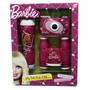 Juguete Kit De Cámara, Binoculares & Linterna Barbie Rosado