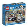 Lego City Kit De Inicio Puerto Espacial 60077