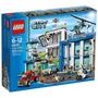 Lego City Estación De Policía Armar Juguete Niños Niño