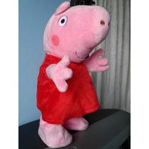 Peppa Pig Pepa Cerdita Camina Y Tiene Sonido