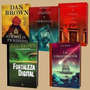 Coleccion De Los 6 Libros De Dan Brown - Digitales