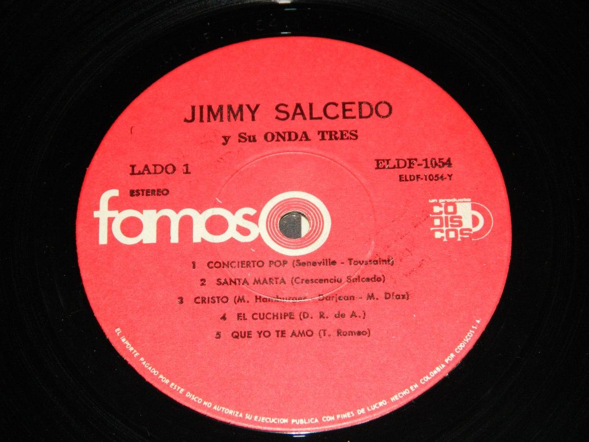 Jimmy Salcedo Y Su Onda Tres Untitled