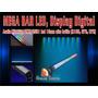 Luz Led Tipo Mega Bar, 1m, Rgb, Dmx Audio Ritmica Full Color