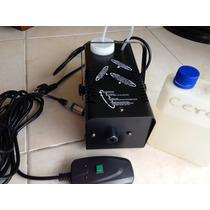 Maquina De Humo Con Liquido Y Control