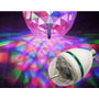 Bombillo Led Giratorio Multicolor Rgb