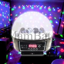 Luz Led Bar Dmx 3 Colores Rgb Strobe Discoteca Dj Fiestas