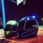 Luces Neon Para Casco Moto Carro 3 Mts !!!