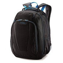 Morral-maleta Samsonite Negro Con Azul 2