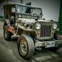 Restauramos Jeep Willys