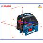 Autonivel Laser De 5puntos Bosch Pro Ajuste Laser Cruz Line